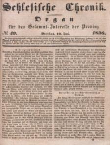 Schlesische Chronik, 1836, Jg. 1, No. 49