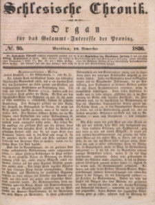 Schlesische Chronik, 1836, Jg. 1, No. 95