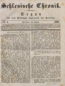 Schlesische Chronik, 1837, Jg. 2, No. 4