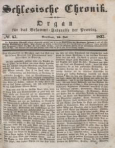 Schlesische Chronik, 1837, Jg. 2, No. 57