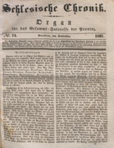 Schlesische Chronik, 1837, Jg. 2, No. 74