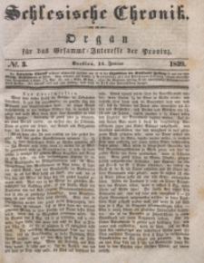Schlesische Chronik, 1839, Jg. 4, No. 3