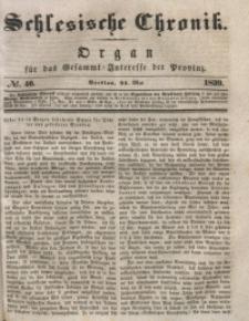 Schlesische Chronik, 1839, Jg. 4, No. 40