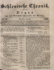 Schlesische Chronik, 1839, Jg. 4, No. 54