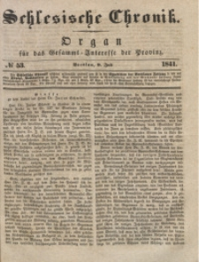 Schlesische Chronik, 1841, Jg. 6, No. 53