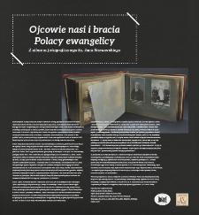 Ojcowie nasi i bracia Polacy ewangelicy : z albumu fotograficznego ks. Jana Stonawskiego