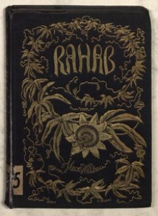 Rahab. Ein Frauenbild aus der Bibel. Dichtung