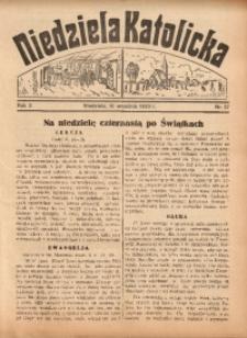 Niedziela Katolicka, 1933, R. 2, Nr. 37