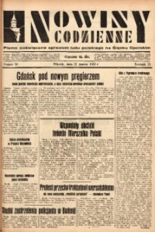 Nowiny Codzienne, 1933, R. 23, nr 56