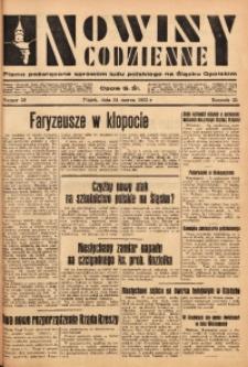 Nowiny Codzienne, 1933, R. 23, nr 59