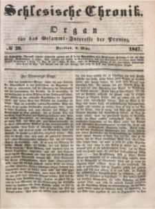Schlesische Chronik, 1847, Jg. 12, No. 20