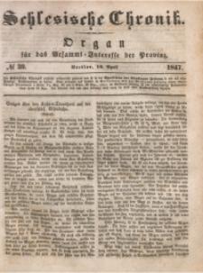 Schlesische Chronik, 1847, Jg. 12, No. 30