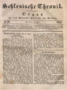 Schlesische Chronik, 1847, Jg. 12, No. 53