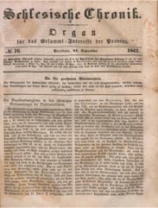 Schlesische Chronik, 1847, Jg. 12, No. 76