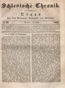 Schlesische Chronik, 1848, Jg. 13, No. 30