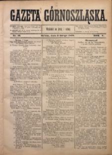 Gazeta Górnoszląska, 1878, R. 5, Nr. 12