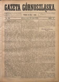 Gazeta Górnoszląska, 1878, R. 5, Nr. 39