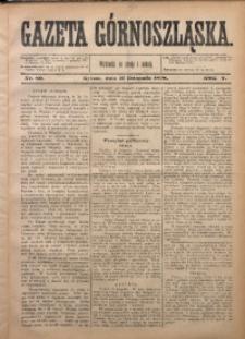 Gazeta Górnoszląska, 1878, R. 5, Nr. 89