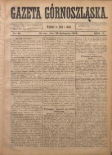 Gazeta Górnoszląska, 1878, R. 5, Nr. 91