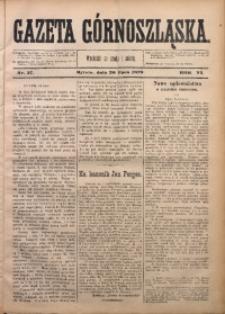 Gazeta Górnoszląska, 1879, R. 6, Nr. 57