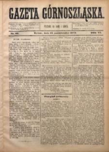 Gazeta Górnoszląska, 1879, R. 6, Nr. 82