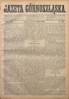Gazeta Górnoszląska, 1880, R. 7, Nr. 36