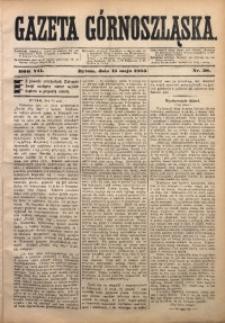 Gazeta Górnoszląska, 1880, R. 7, Nr. 38