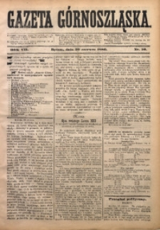 Gazeta Górnoszląska, 1880, R. 7, Nr. 50