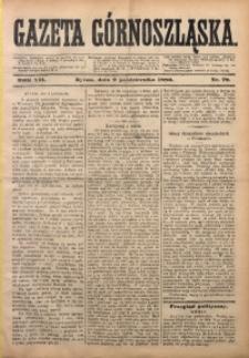 Gazeta Górnoszląska, 1880, R. 7, Nr. 79