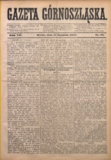 Gazeta Górnoszląska, 1880, R. 7, Nr. 88