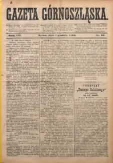 Gazeta Górnoszląska, 1880, R. 7, Nr. 92