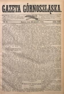 Gazeta Górnoszląska, 1881, R. 8, Nr. 6