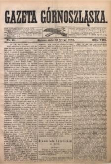 Gazeta Górnoszląska, 1881, R. 8, Nr. 13