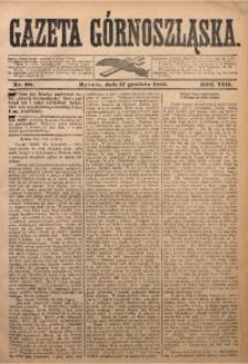Gazeta Górnoszląska, 1881, R. 8, Nr. 98