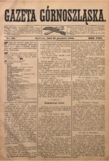 Gazeta Górnoszląska, 1881, R. 8, Nr. 99