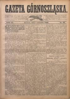 Gazeta Górnoszląska, 1882, R. 9, Nr. 26