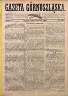 Gazeta Górnoszląska, 1882, R. 9, Nr. 59