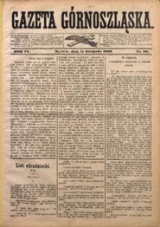 Gazeta Górnoszląska, 1882, R. 9, Nr. 88