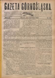 Gazeta Górnośląska, 1883, R. 10, Nr. 12