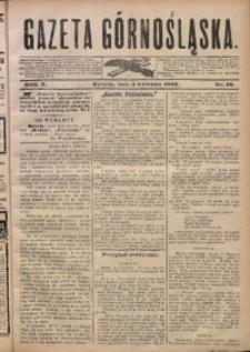 Gazeta Górnośląska, 1883, R. 10, Nr. 26