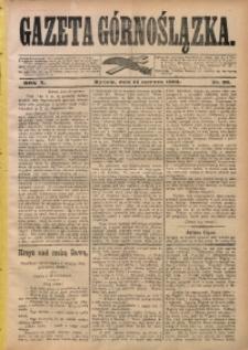 Gazeta Górnoślązka, 1883, R. 10, Nr. 36