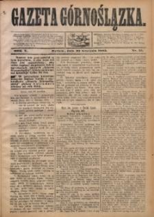 Gazeta Górnoślązka, 1883, R. 10, Nr. 51
