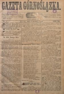 Gazeta Górnoślązka, 1884, R. 11, Nr. 1