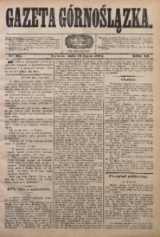 Gazeta Górnoślązka, 1884, R. 11, Nr. 28