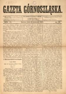 Gazeta Górnoszląska, 1877, R. 4, Nr. 87