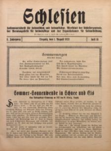 Schlesien, 1923, Jg. 3, H. 15