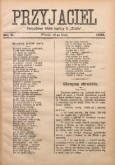 Przyjaciel, 1903, Nr. 11