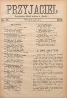 Przyjaciel, 1903, Nr. 25