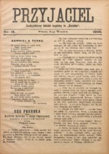 Przyjaciel, 1905, Nr. 18