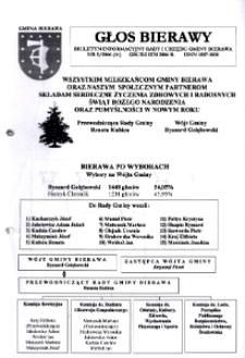 Głos Bierawy 2006, nr 5 (44).